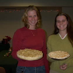IBG Christmas Party, 2001