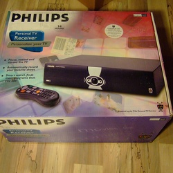 Tivo Series 1 Philips HDR112
